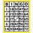 Graphical Bingo Icon
