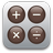 Calculator (basic) Icon