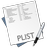 Property List Library Icon