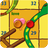 Multiplayer Snakes And Ladders Icon