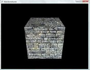 Example of parallax occlusion mapping (POM)