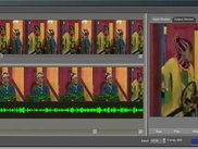 Nonlinear video editor (using Agar 1.3.4)
