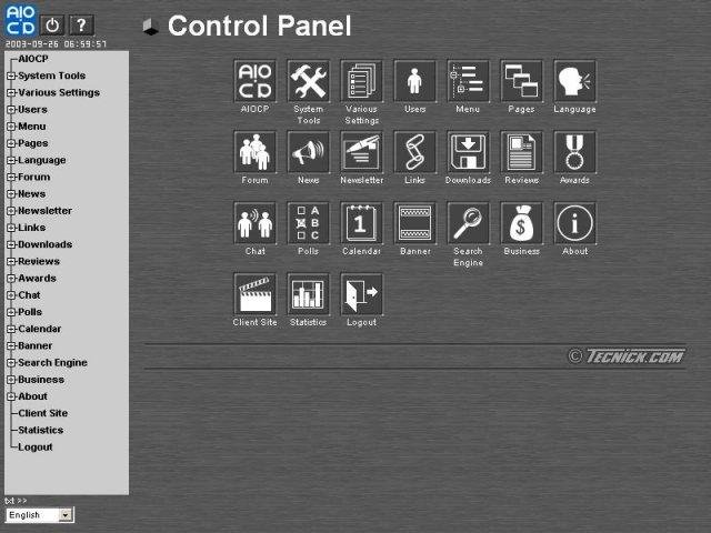 Web Admin Control Panel Download Free Uniquegiftideashq Com