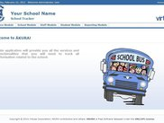 This is the Administrator Home Page which contains all the modules available in the system.