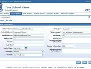 The School Module is used to enter comprehensive information about the School.