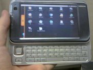 Android launcher on the N810