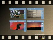 Main DVD Menu screen