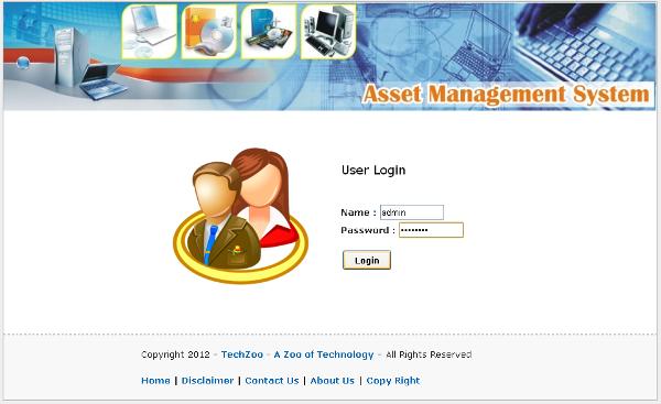 Asset Management System : Download of the files asset management software freeware