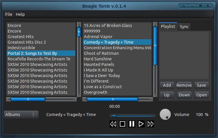 Beagle Tomb full screenshot