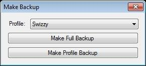 Backup Window Windows 7