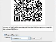 3. QR code for receiving payment