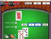 BlackJack Game Table