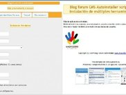 Blog-forum-cms-commerce-autoinstaller