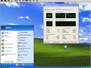 Bochs with 2 CPUs running Windows XP (2006/02/11)