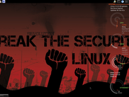 Break The Security Linux Desktop