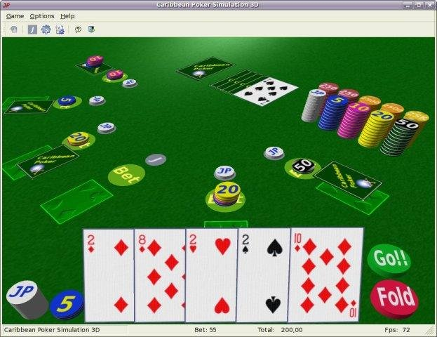 Write a comment website poker no down