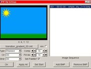 4. Bitmap Clip Sequence Window. (Screenshot original size.)