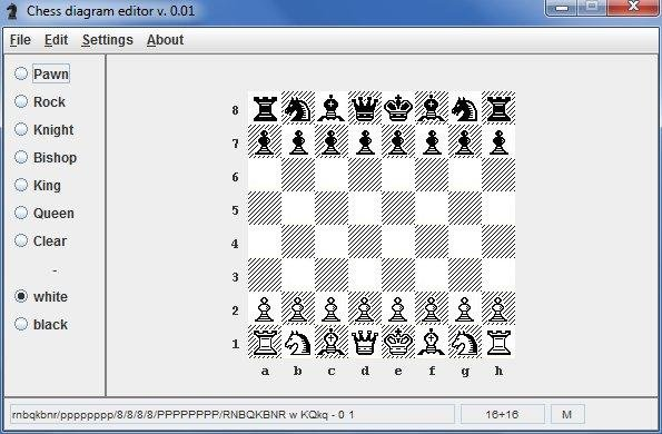 Chess Diagram Editor Download