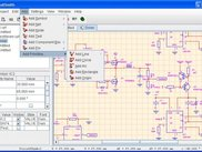 Here's an up-to-date snapshot of the schematic editor
