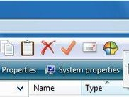 Toolbar for Windows Explorer