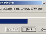 Client Patcher while downloading