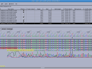 Example Contig View with Sanger chromatogram open
