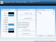 New Form Theme Editor in Cloud Toolkit N6