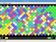 Color Jam 1.0 - a game in progress