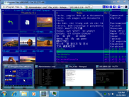 Far, cmd, Notepad and PUTTY started in ConEmu