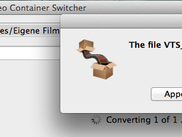 Mac - overwrite message
