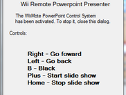 PowerPoint Control Menu