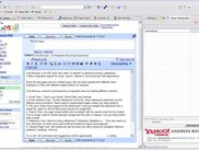 Use Gmail with Yahoo! Addressbook