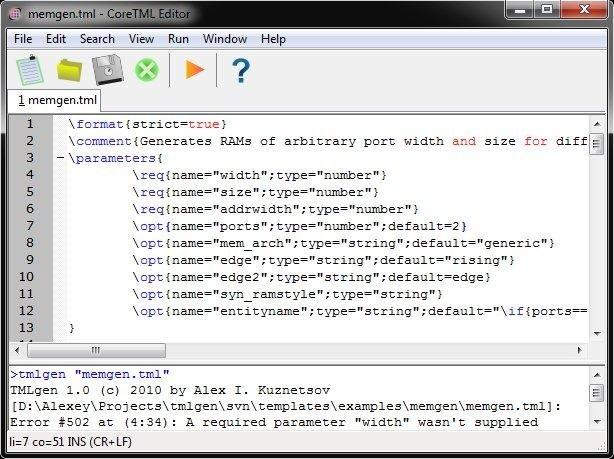 CoreTML Framework screenshot