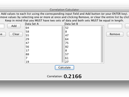Sample Calculation - Mac OS X