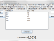 Sample Calculation - Windows 7