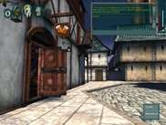 A screenshot of the PlaneShift game.