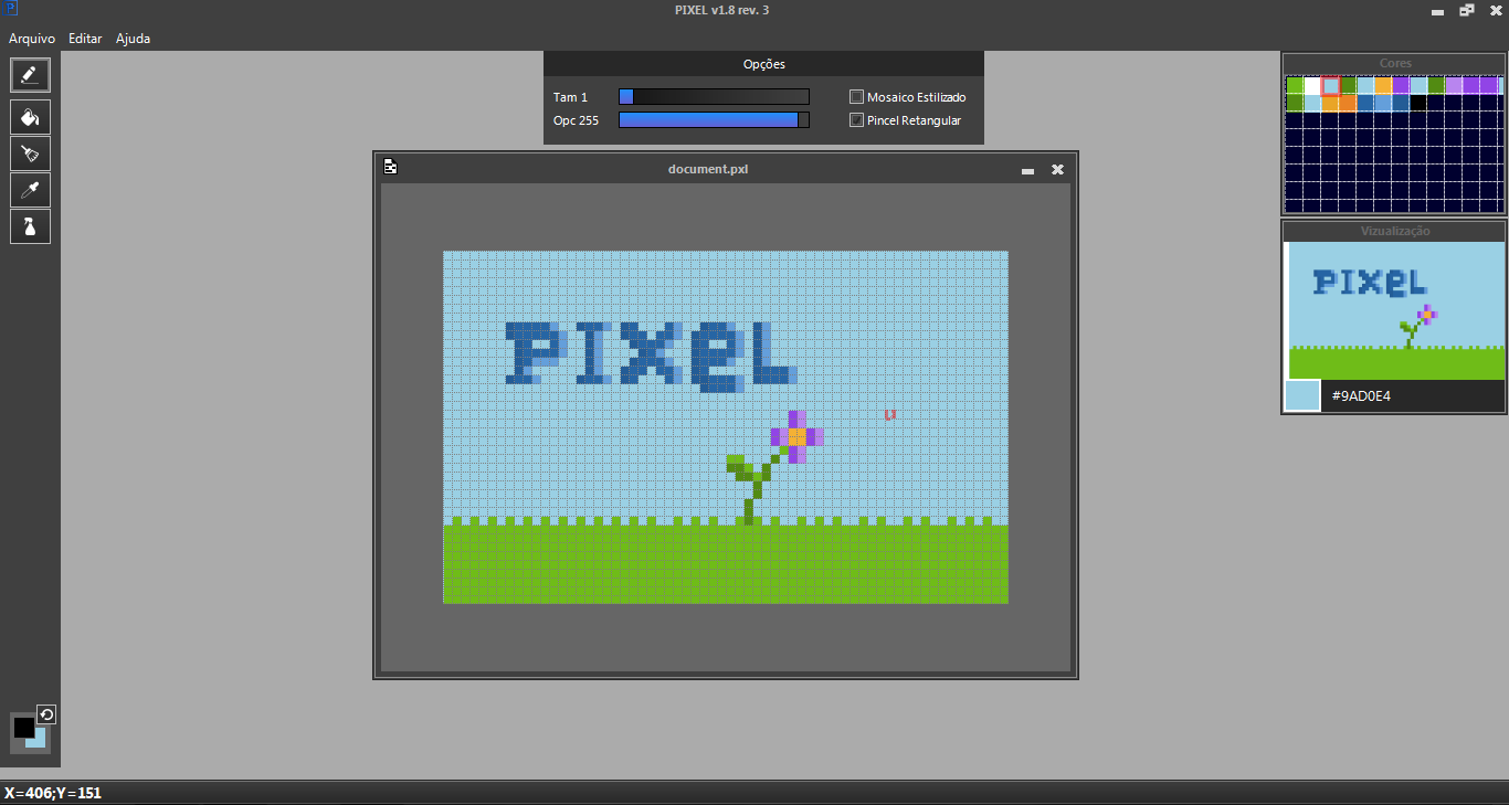 Pixel art studio download Paint software free download