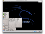 Kali Linux with KDE