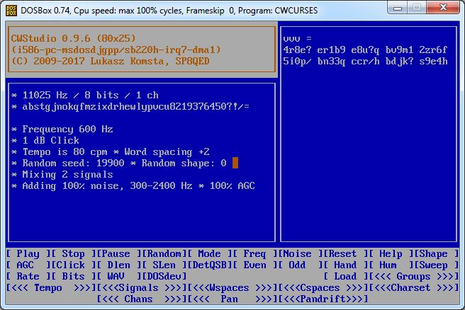 CWStudio full screenshot