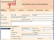 Grid-enabling existing data mining programs