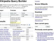 The Wikipedia query builder at http://wikipedia.aksw.org
