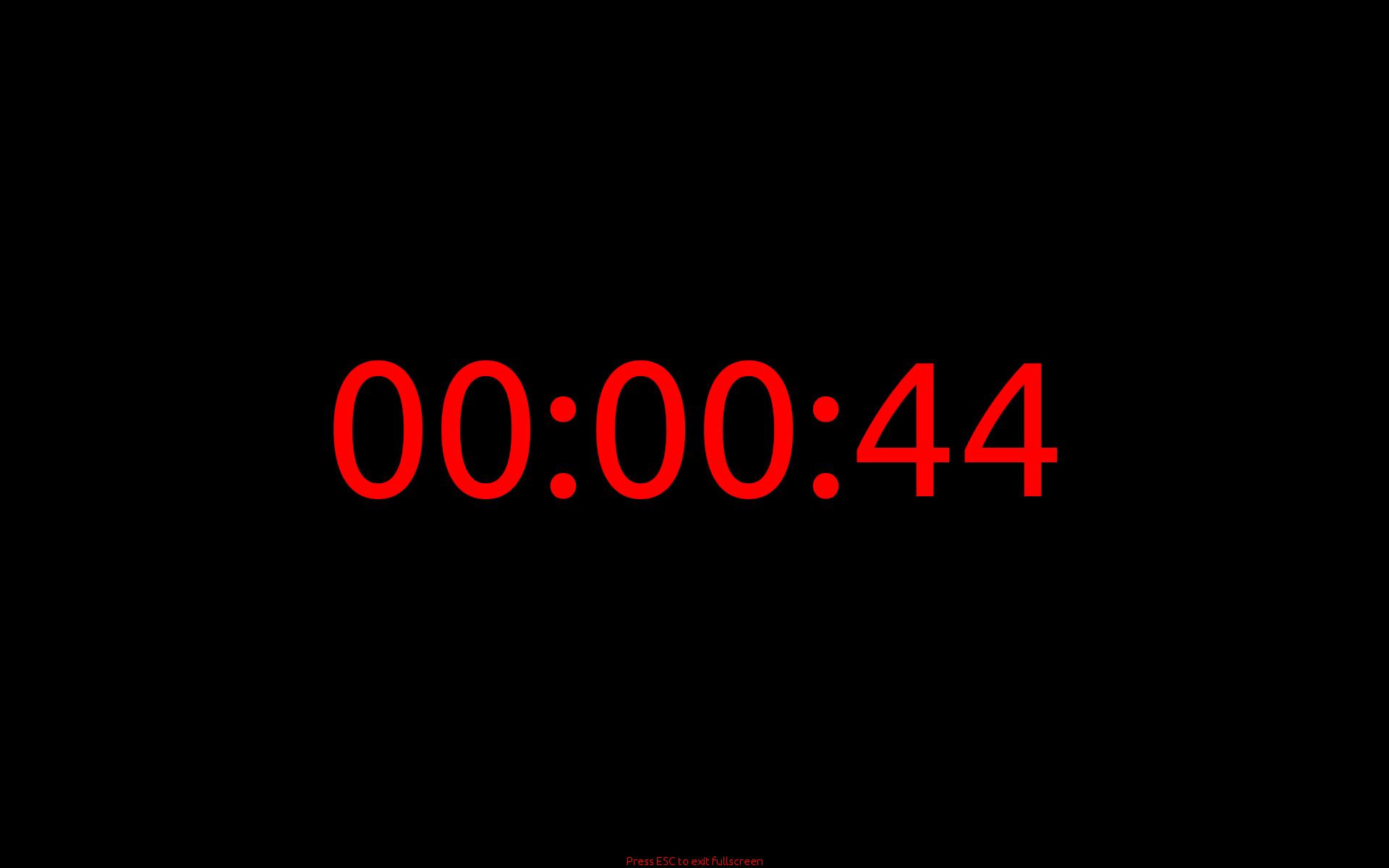clock timer download