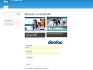 Docebo plugin for Drupal integration