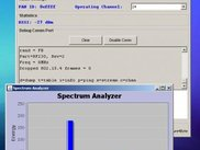 Spectrum Analyzer Mode