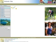 The main web site template