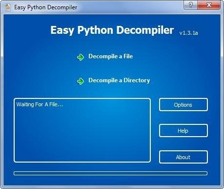 Pyc decompiler
