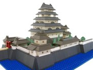 EDO Castle = Logo of the EDO Oracle driver