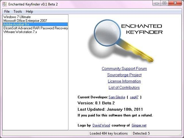 product key finder software reviews