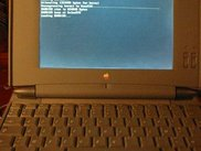 EMILE on a PowerBook 520