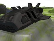 Dropship - destroy the enemies for victory!